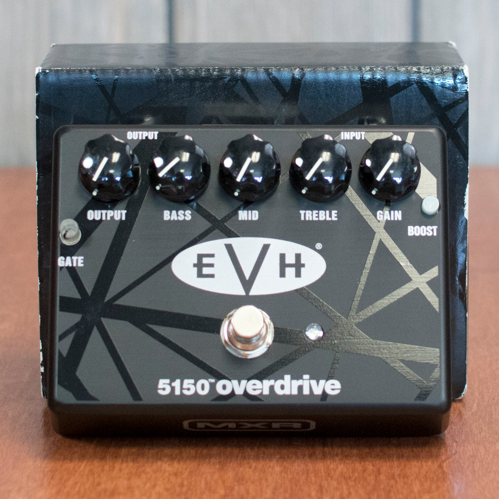 Used MXR EVH 5150 Overdrive w/ Box
