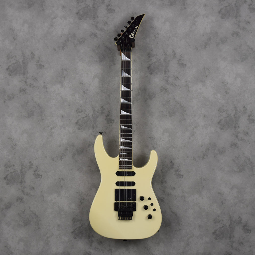 Charvel Model 6 w/ OHSC (Used - Late 80's)