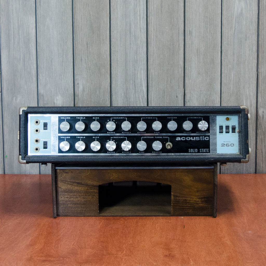 Acoustic Model 260 Amp Head (Vintage - 1968-70)