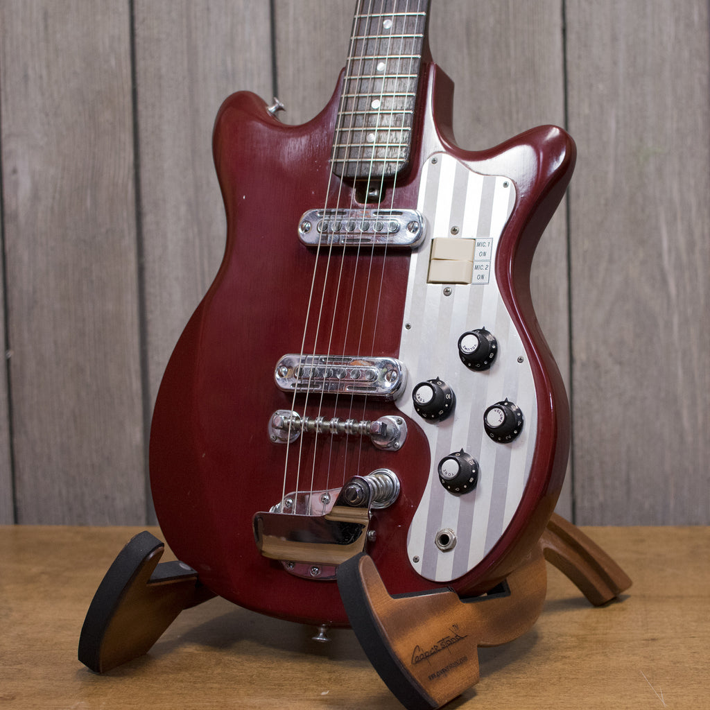 Silvertone 1435 by Teisco (Vintage - 1960's)