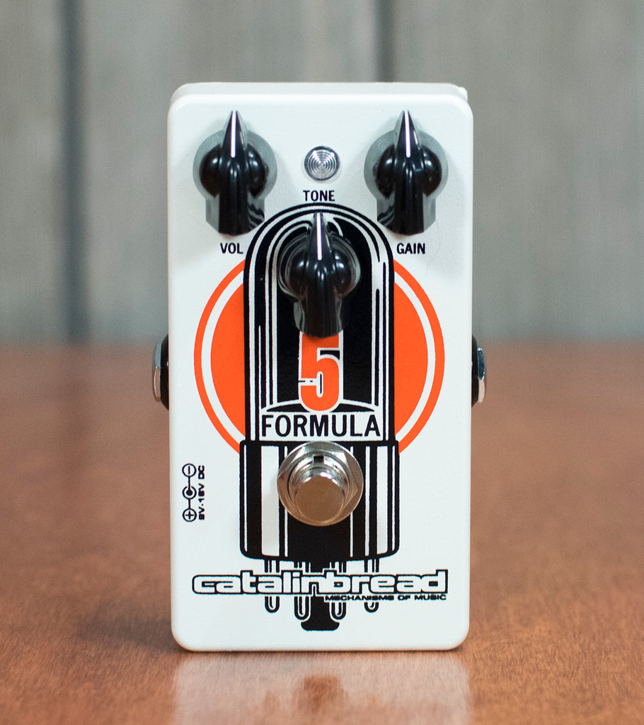 Used Catalinbread Formula 5