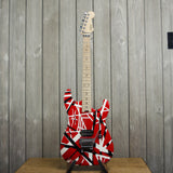 EVH Striped Series - Red, Black and White w/ Gigbag (Used - Recent)