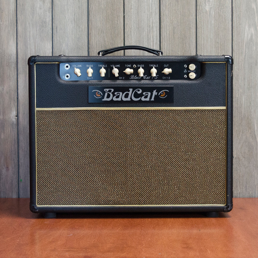 Bad Cat Black Cat 15 (Used - Recent)