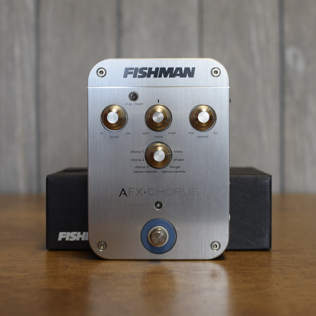 Used Fishman AFX-CH1 Chorus w/ Box