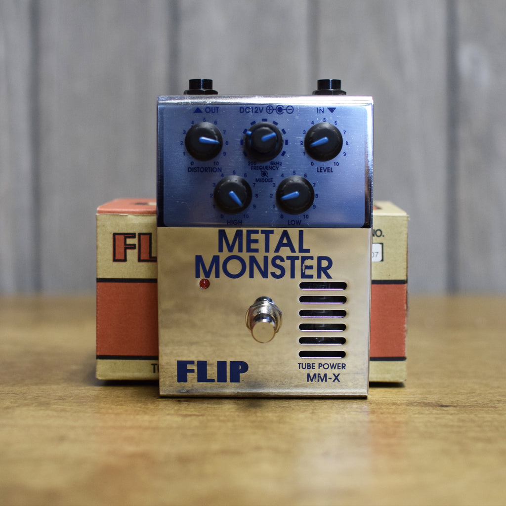 Used Flip Metal Monster w/ Box