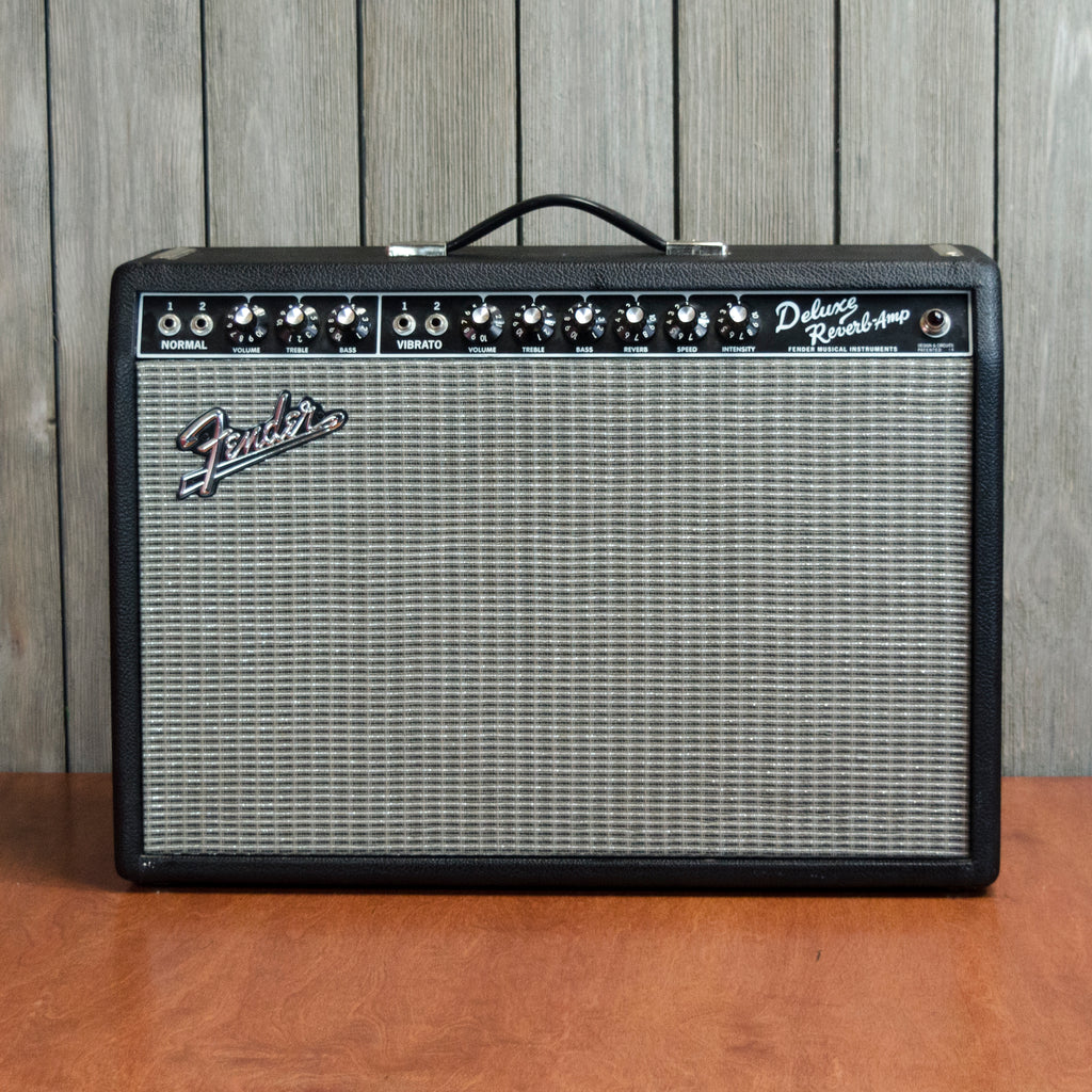 Fender '65 Deluxe Reverb Combo (Used - Recent)
