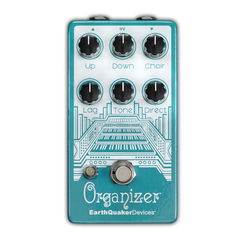 EarthQuaker Devices Hoof Fuzz V2