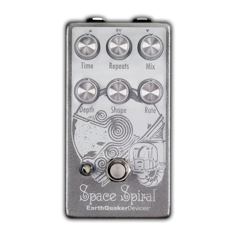 EarthQuaker Devices Levitation Reverb V1
