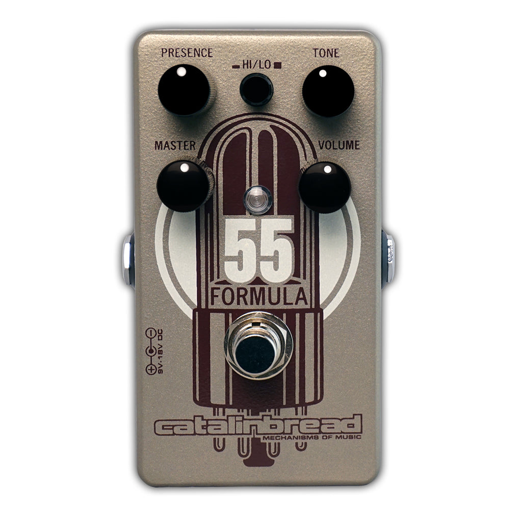 Catalinbread Formula No. 55 Foundation Overdrive