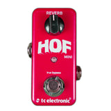 Used TC Electronic Hall of Fame Mini Reverb w/ Box and Papers