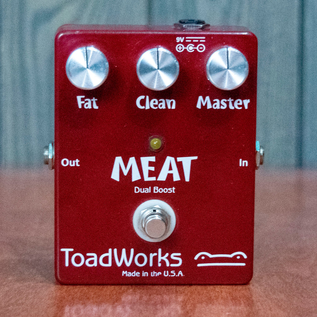 Used ToadWorks Meat Dual Boost