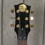Normandy Gold Anodized Archtop w/ OHSC (Used - Recent)
