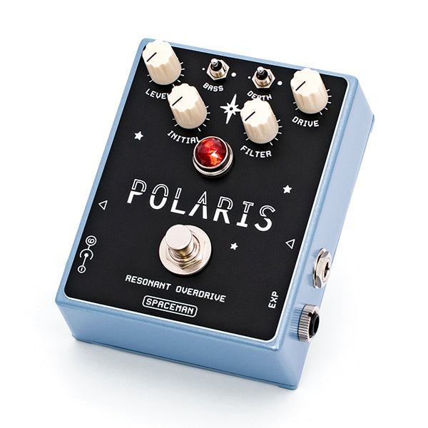 Spaceman Polaris Overdrive Light Blue Edition - New