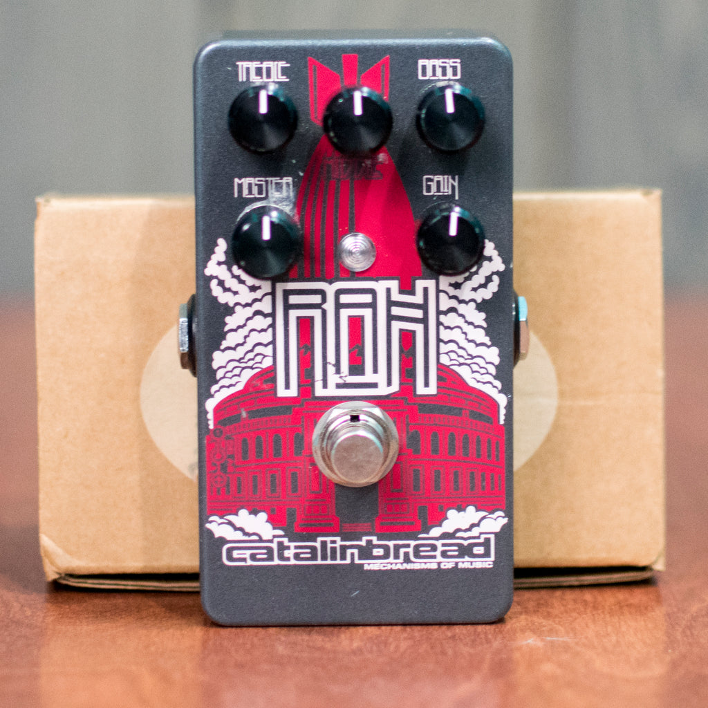 Used Catalinbread RAH w/ Box
