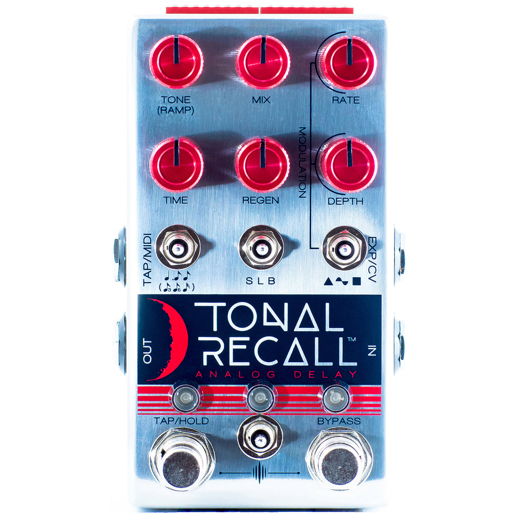 Chase Bliss Tonal Recall RKM Analog Delay