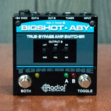 Used Radial Engineering Bigshot ABY Box