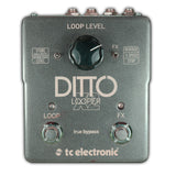 Used TC Electronic Ditto Looper X2 w/ Power Supply