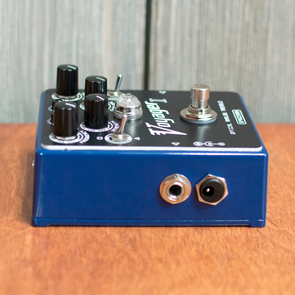 Spaceman Voyager I Optical Tremolo Blue Edition