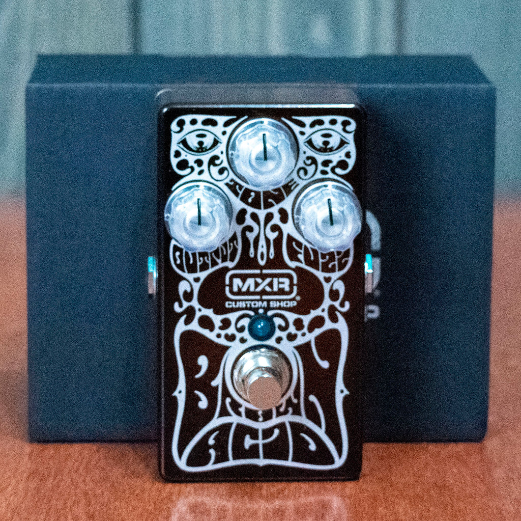 Used MXR Brown Acid Fuzz w/ Box