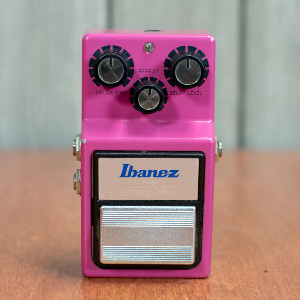 Used Ibanez AD9 Analog Delay