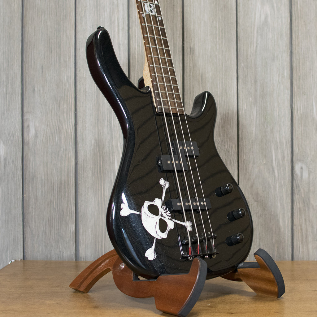 "Squier MB-4 ""Skully"" Bass w/ Gigbag (Used - Recent)"