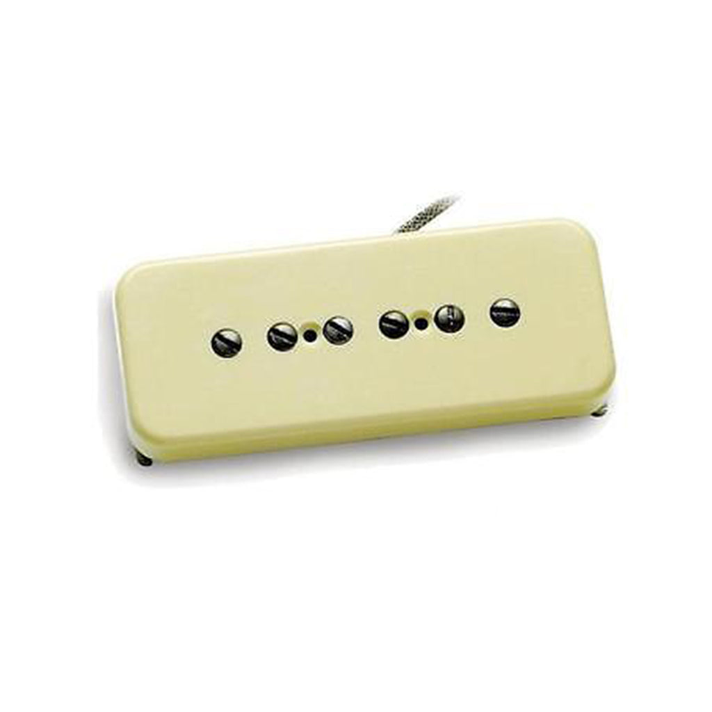 Seymour Duncan Antiquity P-90 Soapbar - Neck, Cream