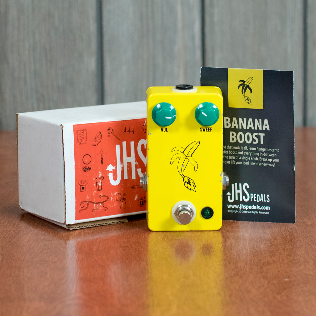 Used JHS Banana Boost #362