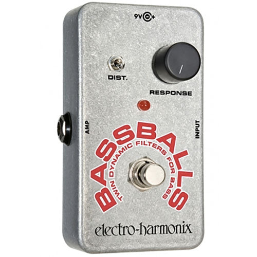 Electro-Harmonix Bassballs Twin Dynamic Envelope Filter