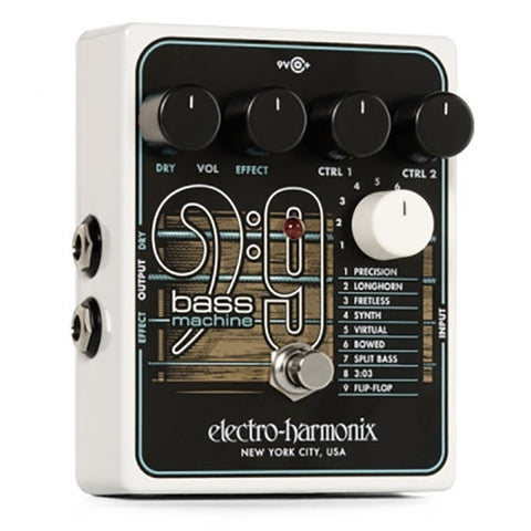 Used EHX White Finger Compressor w/ Box & Power