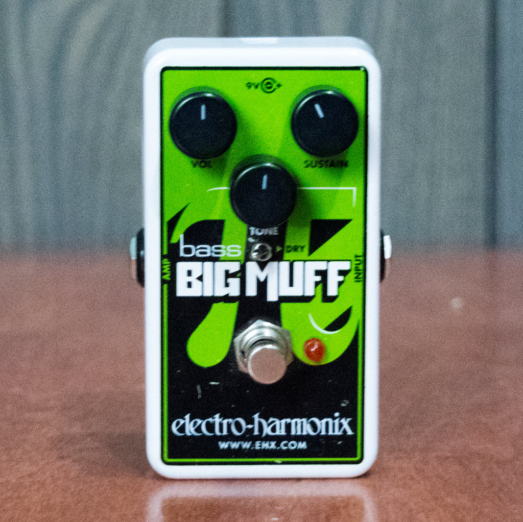 Used EHX Bass Big Muff