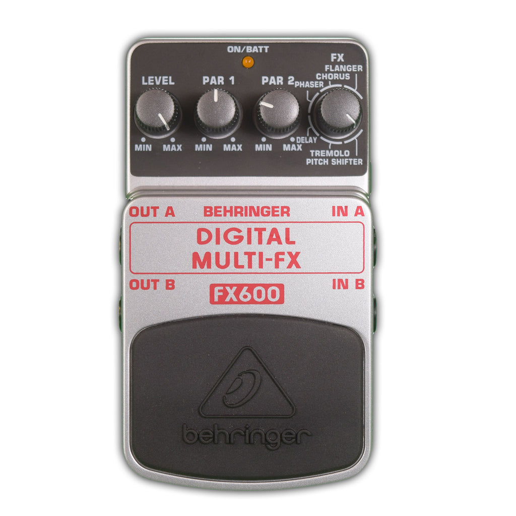 Used Behringer FX600 Digital Multi FX