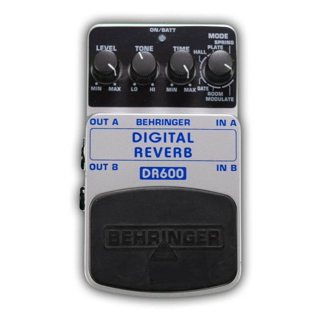 Used Behringer Digital Reverb DR600