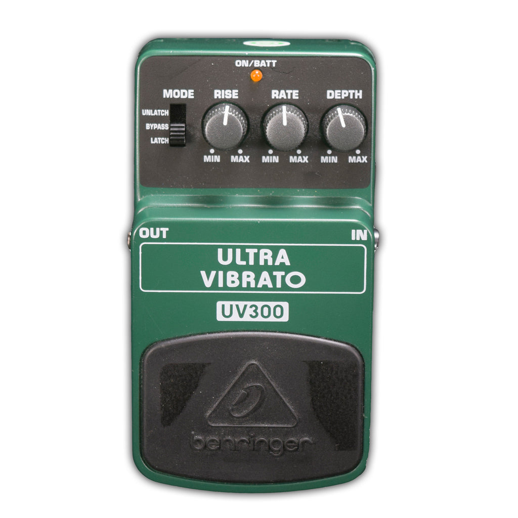Used Behringer Ultra Vibrato UV300