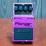 Used Boss BF-2 Flanger MIJ 1988