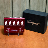 Used Bogner Ecstasy Red Overdrive w/ Box and Manual