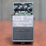 Used Boss RV-3 Reverb/Delay
