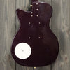 Danelectro U-2 Beatnik Burgundy w/ Gig Bag (Used - 90s)