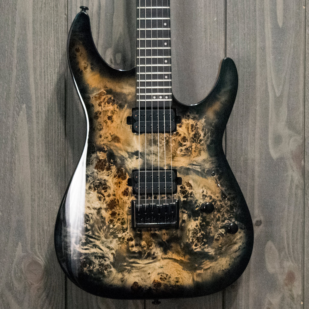 Schecter CR-6 Burl Top (Used - Recent)