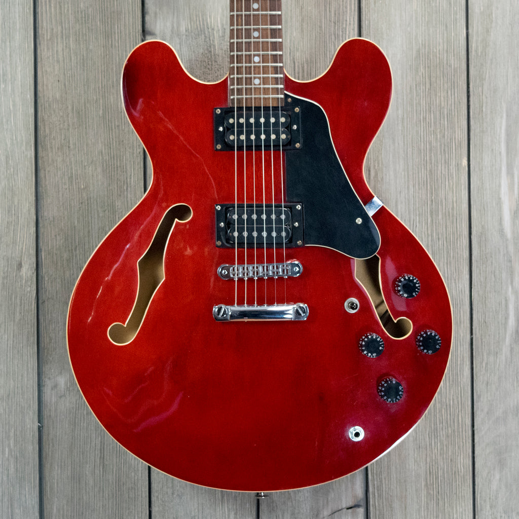 Carlo Robelli ES Style Semi-Hollow (Used - 1980's)