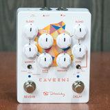 Used Keeley Caverns Delay & Reverb V.2