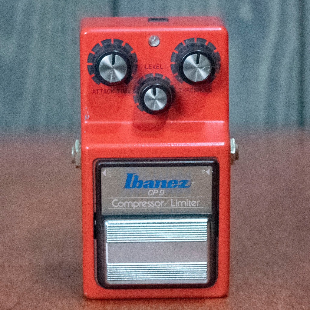 Used Ibanez CP9 Compressor/Limiter MIJ
