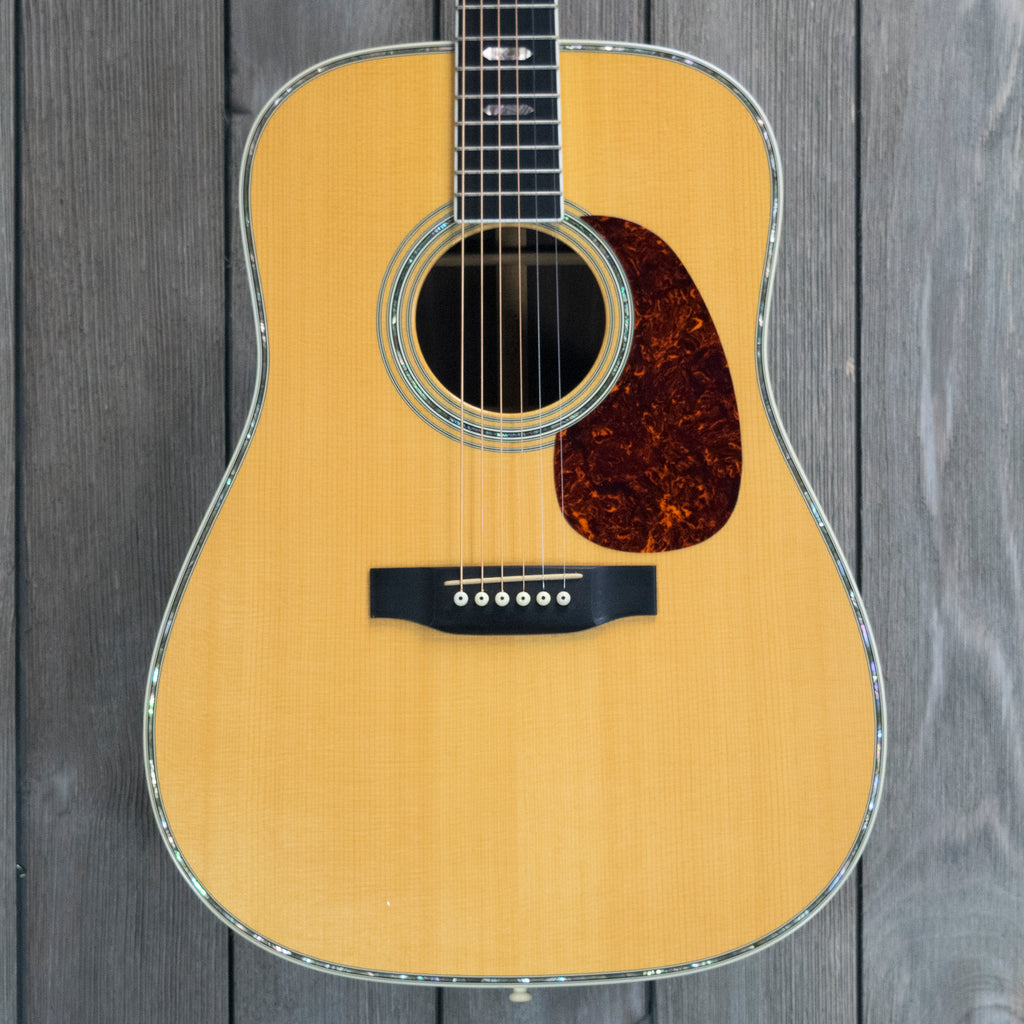 Martin D-41 w/ OHSC (Used - 1991)