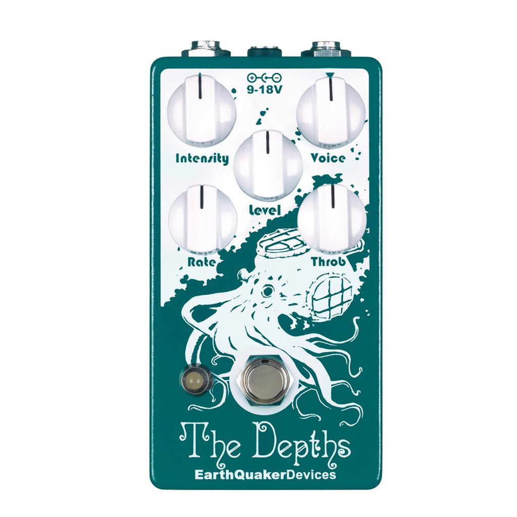 EarthQuaker Devices The Depths V.1
