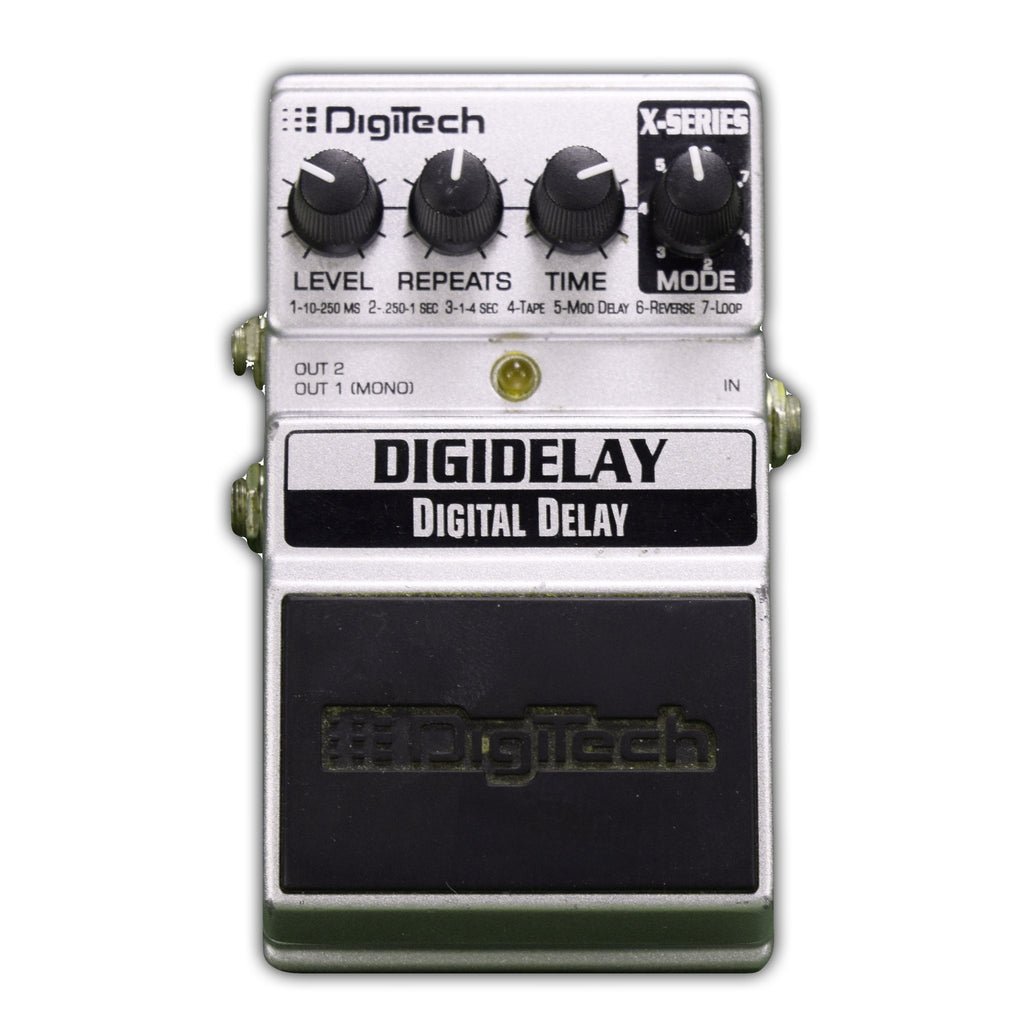 Used Digitech Digidelay w/ Box