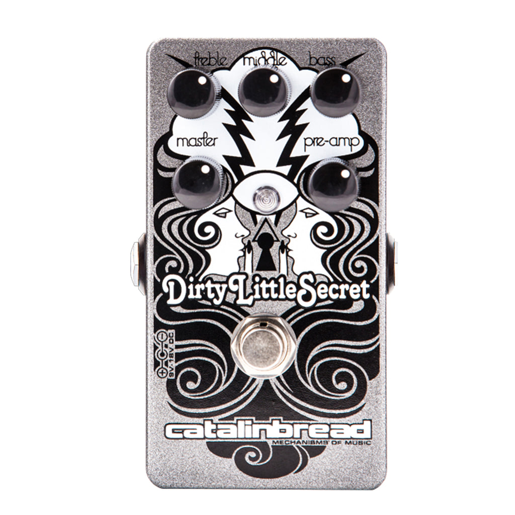 Catalinbread Dirty Little Secret Foundation Overdrive