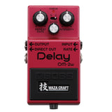 Boss DM-2W Waza Craft Delay