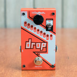 Used Digitech Drop Pitch Shifter Pedal