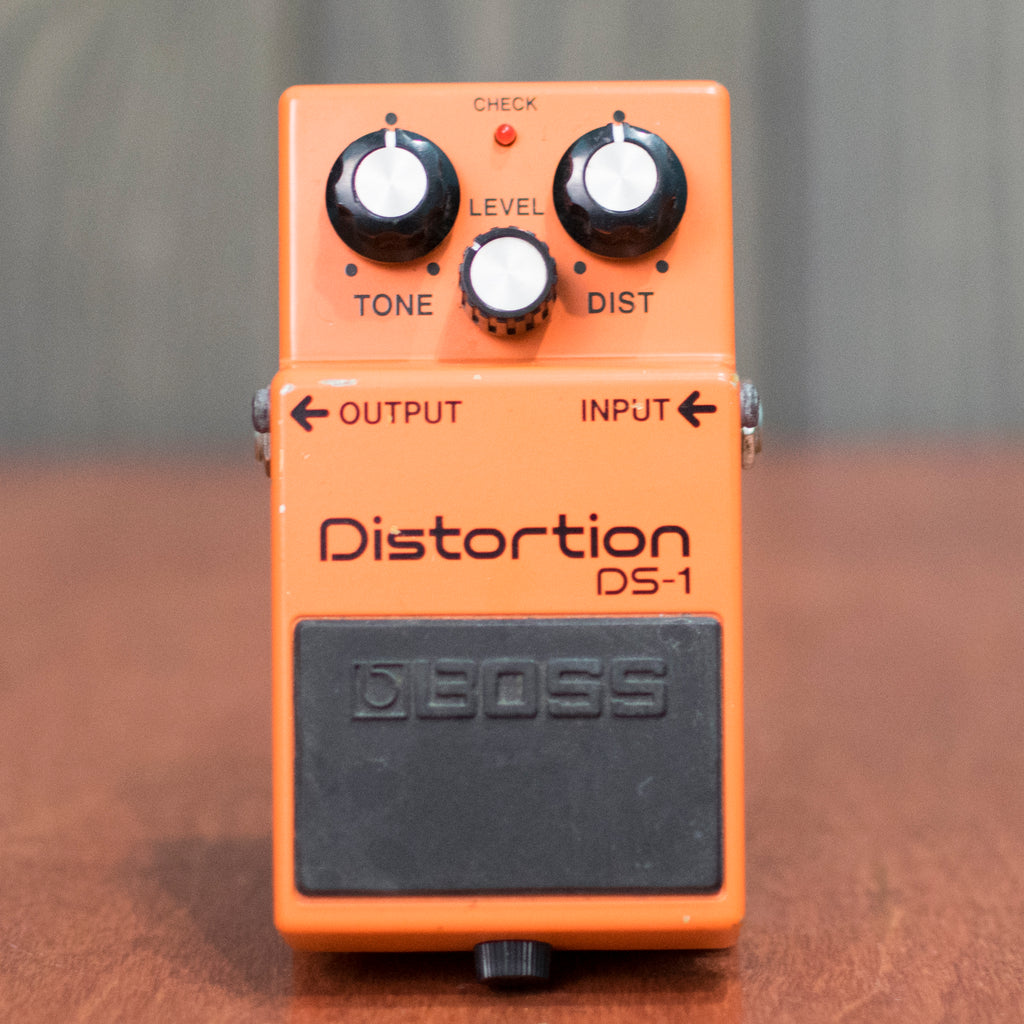 Used Boss DS-1