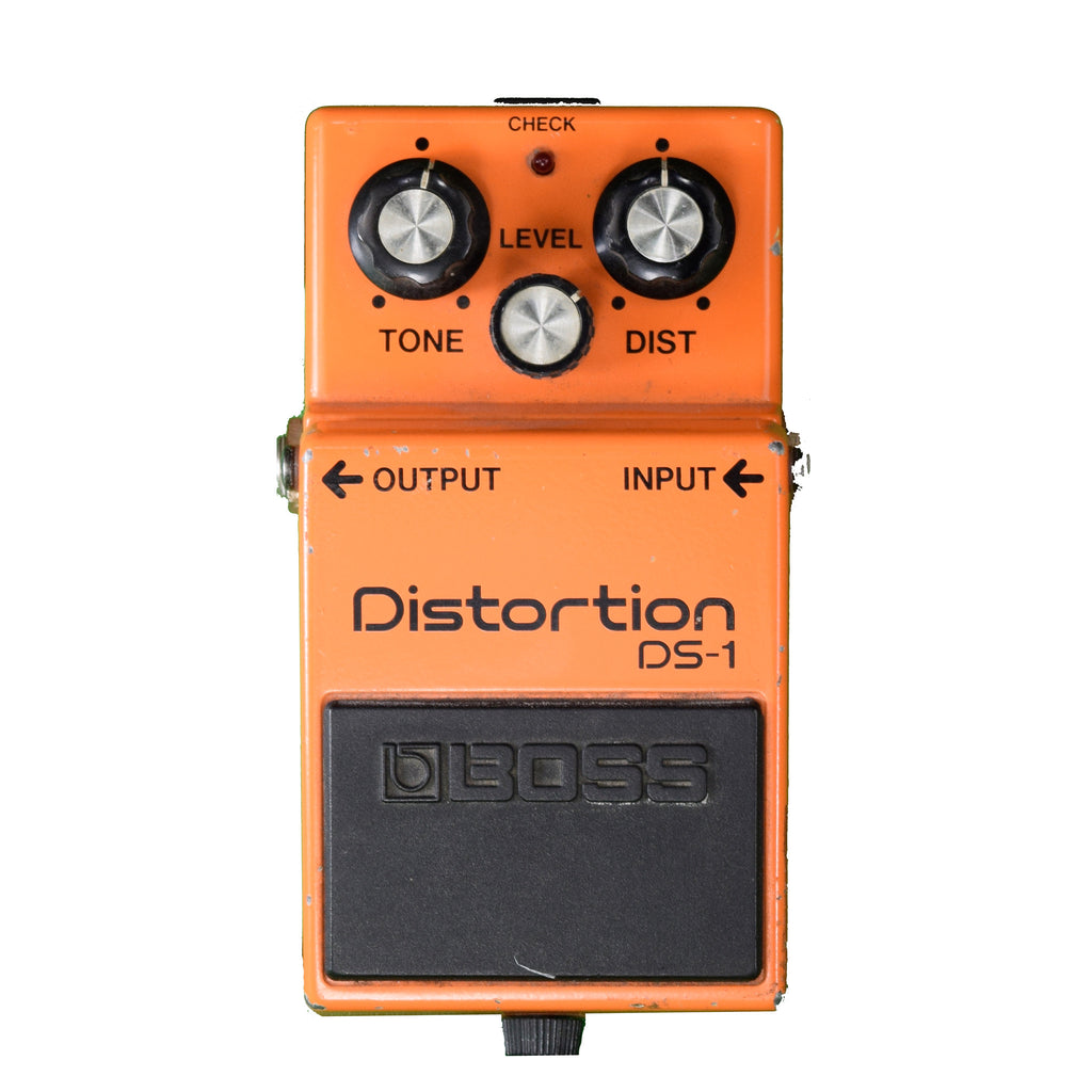Used MIJ Boss DS-1 Distortion
