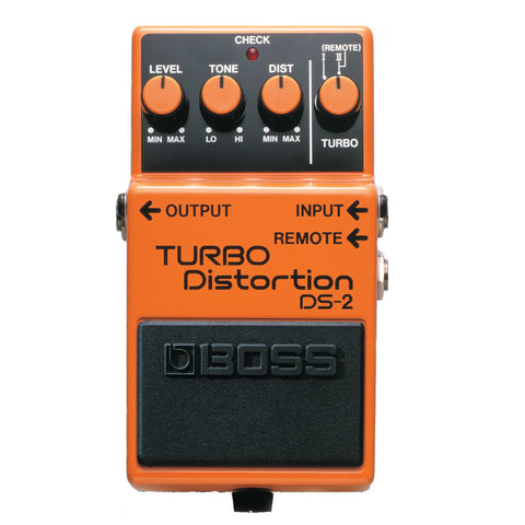Used MXR Super Badass Distortion